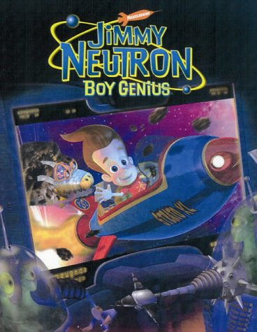 Jimmy Neutron Boy Genius: Movie (Jimmy Neutron: Marc Cerasini