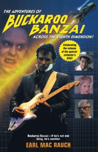 9780743442480: The Adventures of Buckaroo Banzai : Across the Eighth Dimension