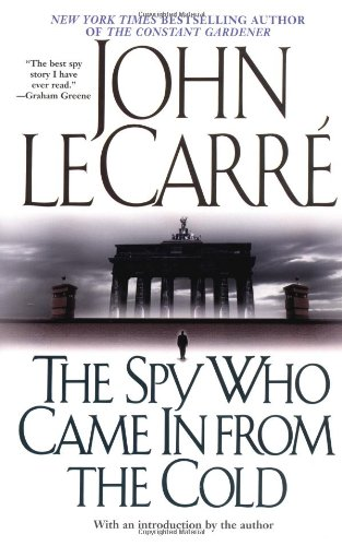 a plot overview of the famous novel the spy who came in from the cold