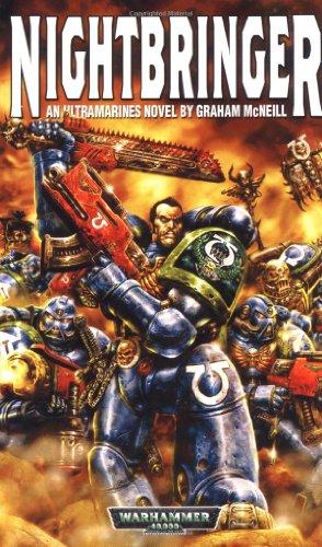 9780743442992: Nightbringer: An Ultramarines Novel (Warhammer 40,000)