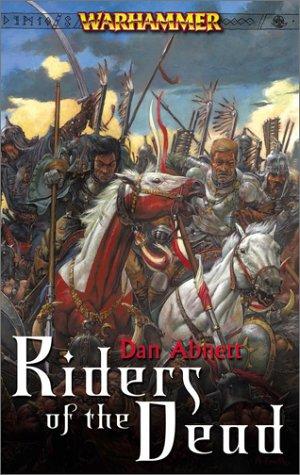 9780743443272: Riders of the Dead (Warhammer Novel) (Warhammer Novels)