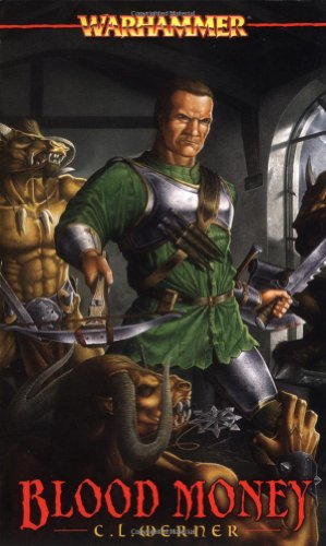 9780743443302: Blood Money (Warhammer Novels)