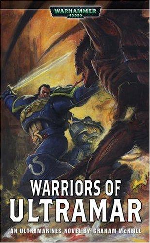 9780743443524: Warriors of Ultramar (Uriel Ventris Novels)