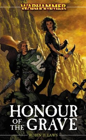 9780743443548: Honour of the Grave (A Warhammer Novel)