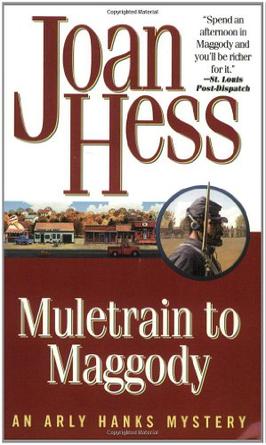 9780743443890: Muletrain to Maggody: An Arly Hanks Mystery (Arly Hanks Mysteries)