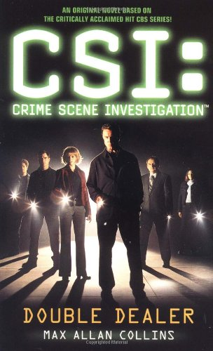 CSI: Crime Scene Investigation: Double Dealer (SIGNED)