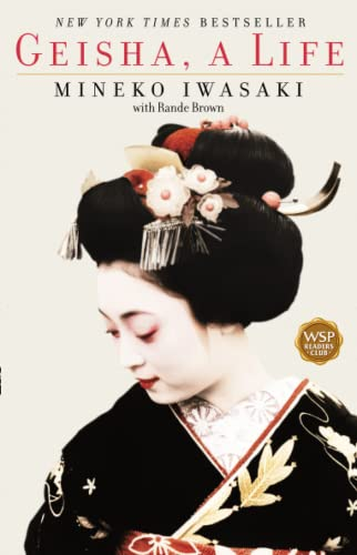 9780743444293: Geisha, A Life