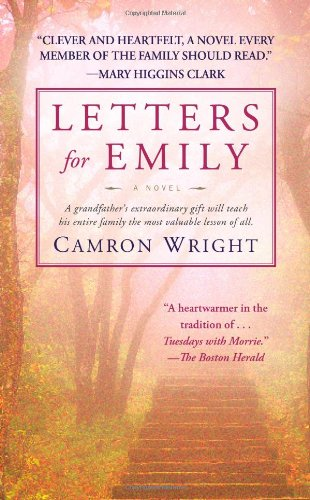 9780743444484: Letters for Emily