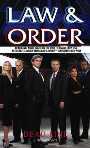 Law & Order (0743444752) by J.Madison Davis