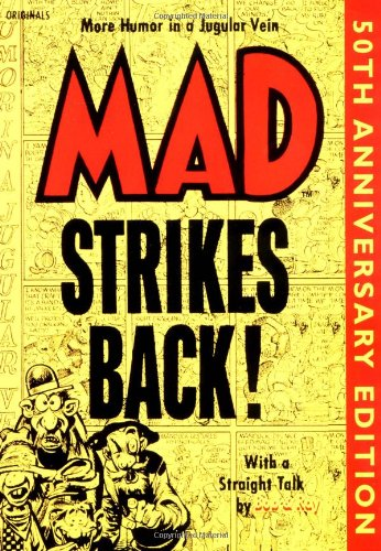 9780743444781: Mad Strikes Back: The Mad Reader: 2
