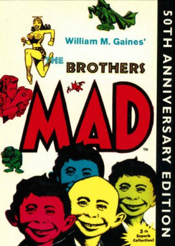 9780743444828: Brothers Mad Book 5 (Mad Reader) (Bk. 5)