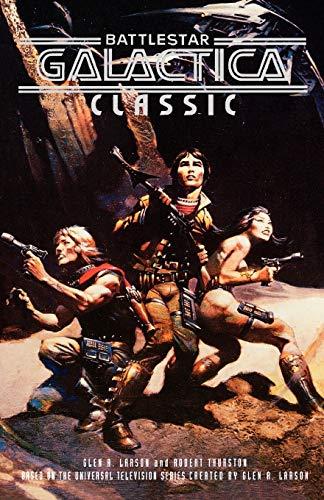9780743444859: Battlestar Galactica Classic