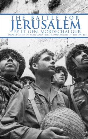 9780743444880: The Battle for Jerusalem