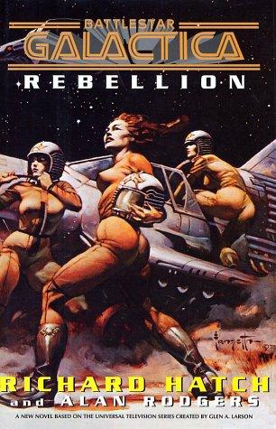 9780743445030: Battlestar Galactica: Rebellion