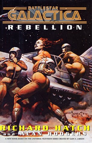 Battlestar Gallactica: Rebellion