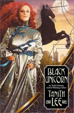 Black Unicorn: Tanith Lee