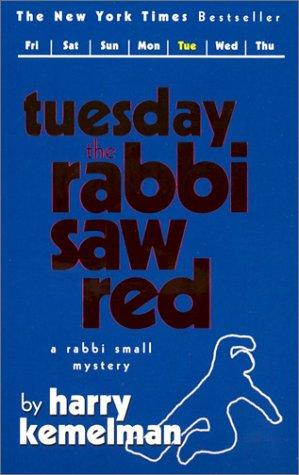 9780743445344: Tuesday the Rabbi Saw Red (Rabbi Small Mysteries (Ibooks))