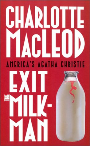 9780743445375: Exit the Milkman (Peter Shandy Mysteries)