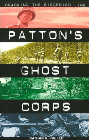 9780743445511: Patton's Ghost Corps