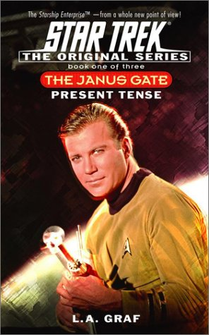 9780743445924: The Janus Gate: Present Tense Bk. 1 (Star Trek: The Original)