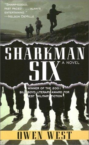 9780743448161: Sharkman Six