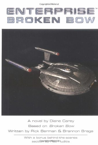 9780743448628: Broken Bow (Star Trek Enterprise)
