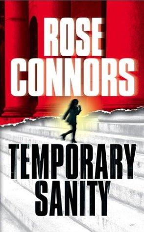 9780743448826: Temporary Sanity: A Crime Novel