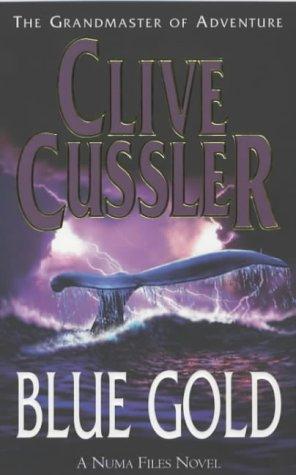 9780743449663: Blue Gold: The Numa Files 2
