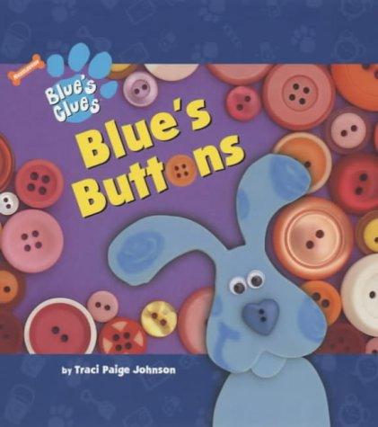 9780743449847: Blue's Buttons (Blue's Clues)