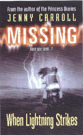 When Lightning Strikes (Missing): JENNY CARROLL