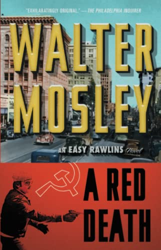 9780743451765: A Red Death: Featuring an Original Easy Rawlins Short Story