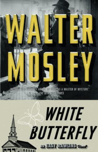 White Butterfly (0743451775) by Walter Mosley