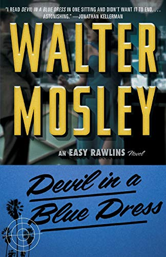 9780743451796: Devil in a Blue Dress (Easy Rawlins Mysteries (Paperback))