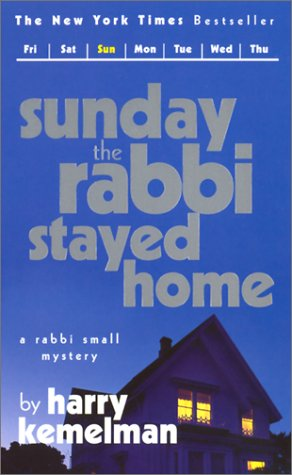 9780743452380: Sunday the Rabbi Stayed Home (A Rabbi Small mystery)