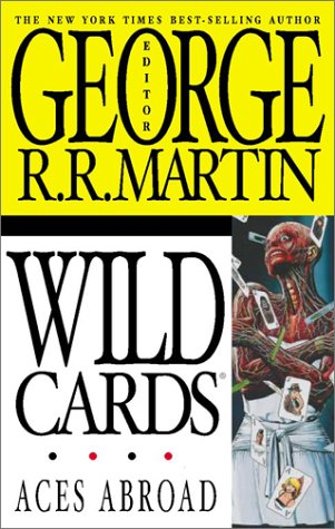 9780743452410: Wild Cards IV: Aces Abroad (v. 4)