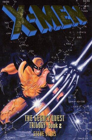 9780743452434: X-Men: The Legacy Quest, Book 2 (X-Men: The Legacy Quest Trilogy)