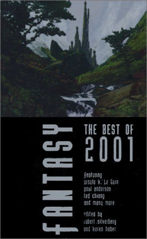 9780743452472: Fantasy: The Best of 2001 (Fantasy: The Best of ... (Quality))
