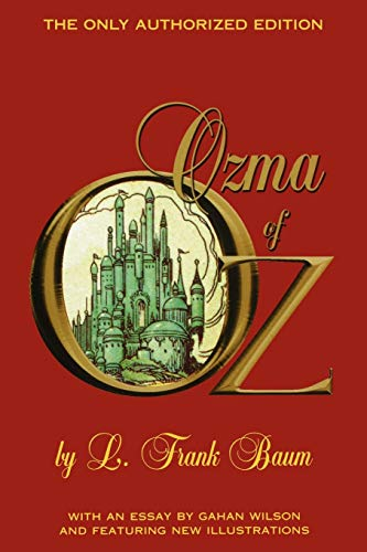 Ozma of Oz (9780743452670) by L. Frank Baum