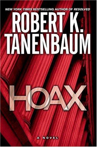 9780743452885: Hoax: A Novel (Tanenbaum, Robert) (A BUTCH KARP-MARLENE CIAMPI THRILLER)