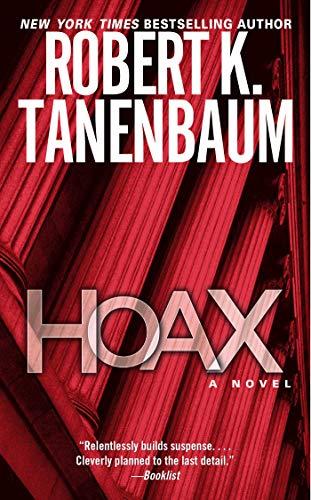 9780743452892: Hoax: A Novel (A Butch Karp-Marlene Ciampi Thriller)