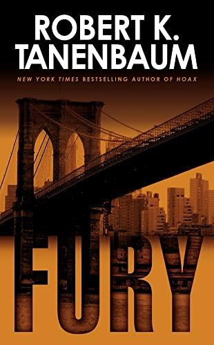 9780743452915: Fury (Butch Karp and Marlene Ciampi, Book 17) (A Butch Karp-Marlene Ciampi Thriller)
