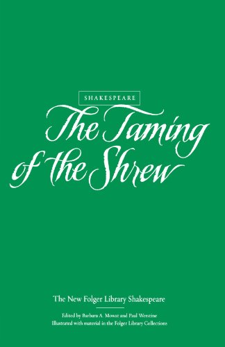9780743452977: The Taming of the Shrew (New Folger Library Shakespeare)
