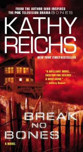9780743453035: Break No Bones (Temperance Brennan Novels)