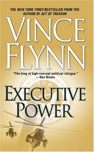 9780743453967: Executive Power (Mitch Rapp)