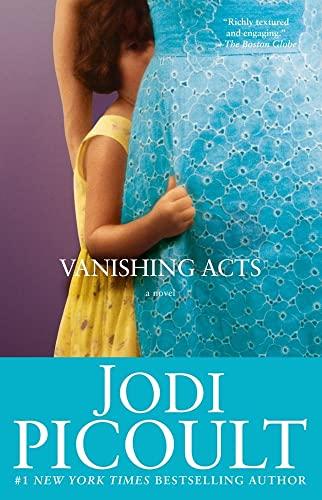 9780743454551: Vanishing Acts: A Novel