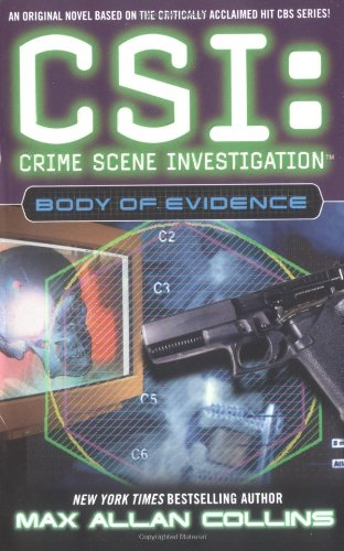 Body of Evidence (CSI): Collins, Max Allan