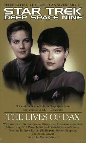 9780743456821: The Lives of Dax (Star Trek: Deep Space Nine)