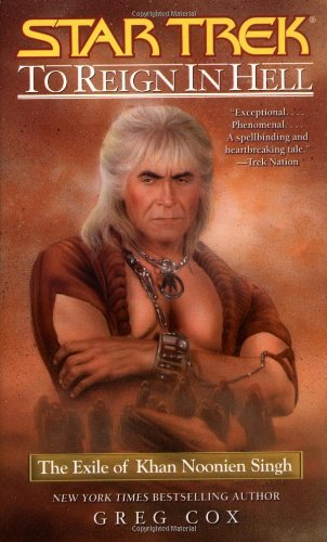 9780743457125: To Reign in Hell: The Exile of Khan Noonien Singh
