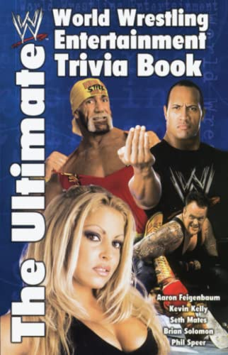 9780743457569: The Ultimate World Wrestling Entertainment Trivia Book