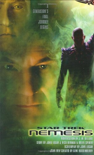 Nemesis (Star Trek: the Next Generation) (0743457722) by J.M. Dillard